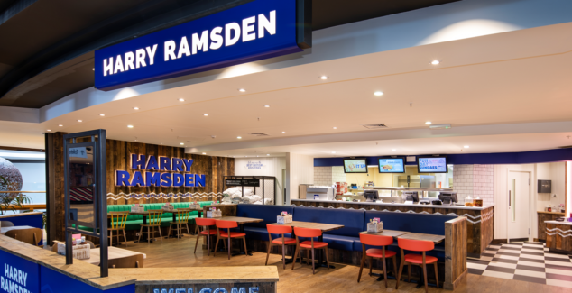 Harry Ramsden Franchise
