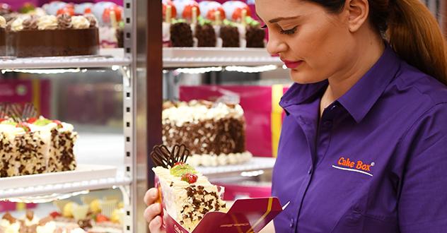 cakebox training