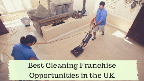 Best Cleaning Franchise