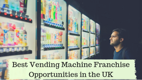 Best Vending Machine Franchise Opportunities in the UK ...