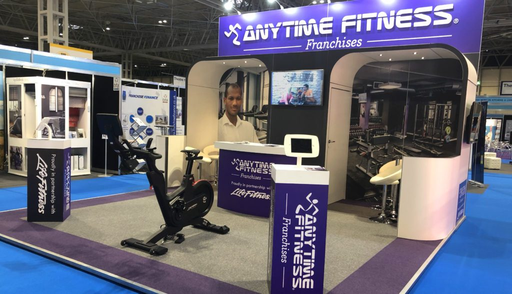 Best Gym Franchise Opportunities in the UK