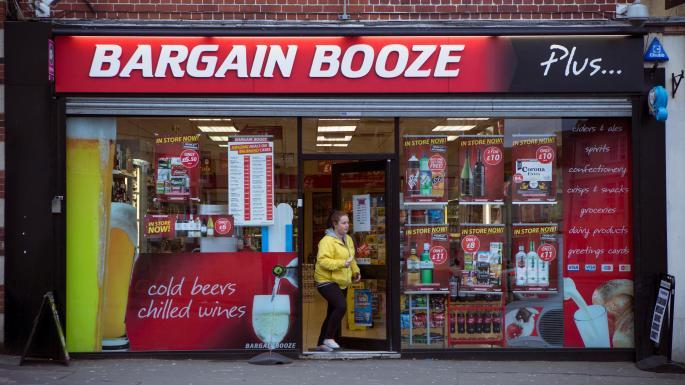 Bargain Booze Franchise