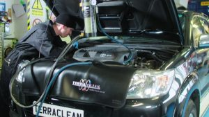 Terraclean Franchise