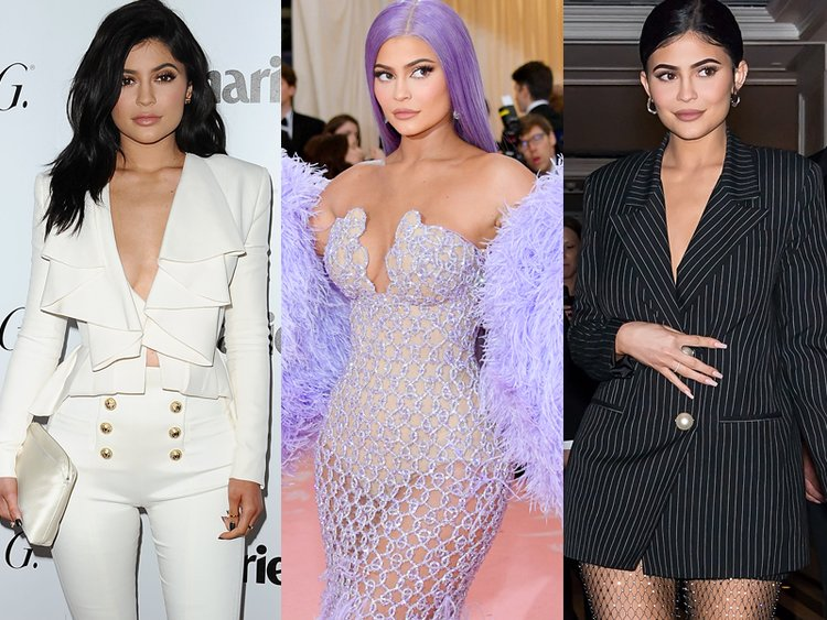 Kylie Jenner Style Over the Years-See the Evolution