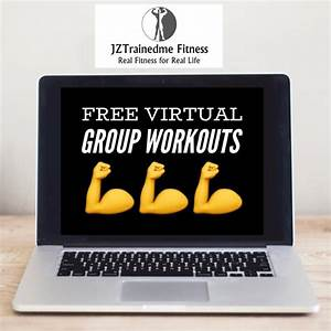 Group Fitness  - How to Achieve This Virtually During Social Distancing