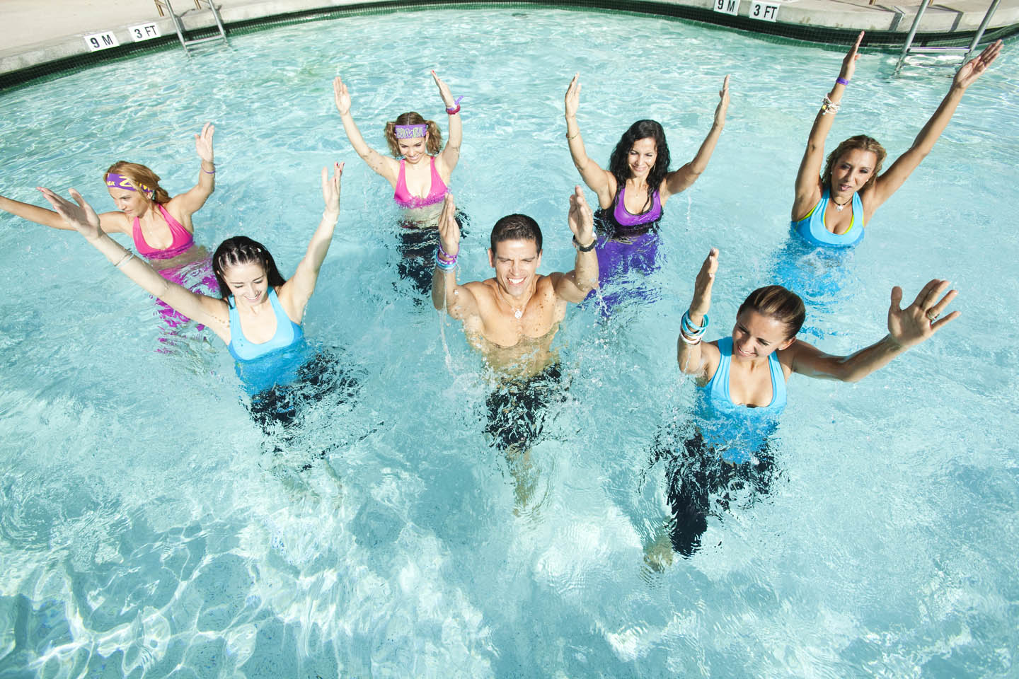 Aqua Aerobics-A Brief Guide to Water Exercises