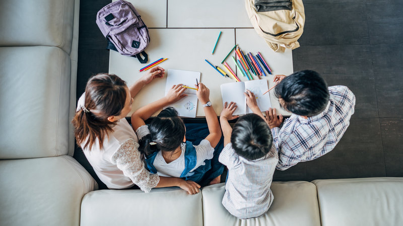 Homeschooling and Working - Tips to Make it Work