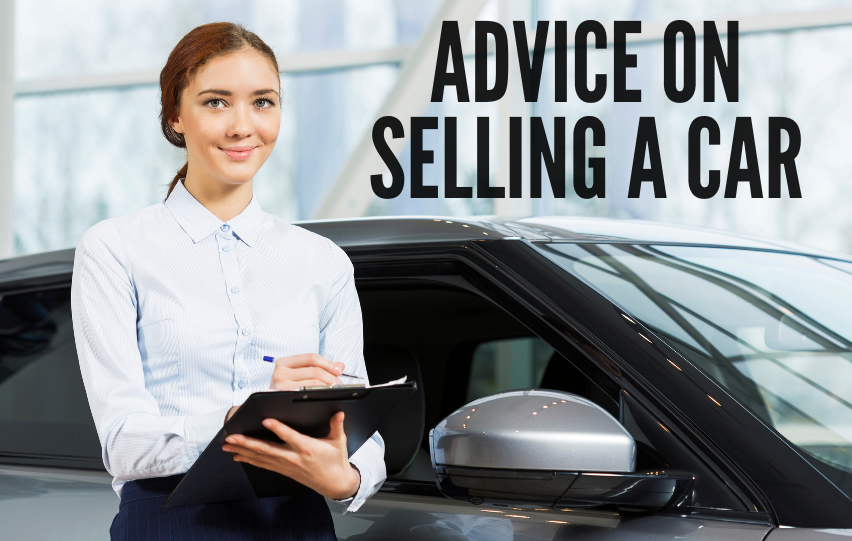 See This Advice on Selling a Car